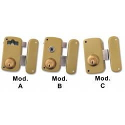 Cerradura Lince Serie 5056 de sobreponer