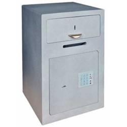 Caja fuerte BTV Depósito DEP E-60-C con cajón deslizante
