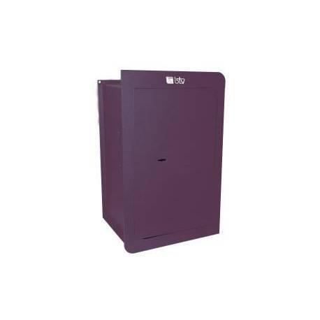 Caja fuerte BTV Rubí RU WL-56-20 de empotrar