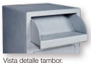 Tambor BTV depósito